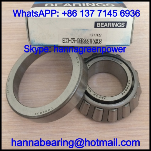 CR06B39 Benz Differential Bearing / Tapered Roller Bearing 30.1x64.2x14/18.5mm
