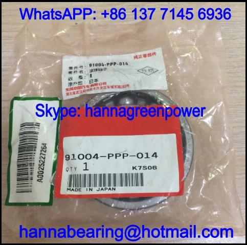 91004-PPP-014 / 91004PPP014 Gear Box Bearing / Deep Groove Ball Bearing 30x72x17mm