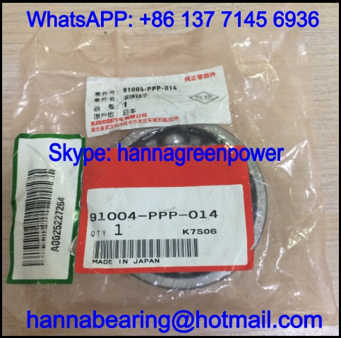 DG307217 Automobile Gearbox Bearing / Deep Groove Ball Bearing 30*72*17mm