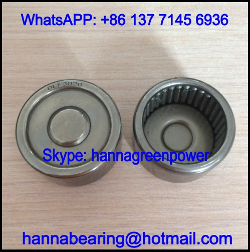 DLF3020 Full Complement Needle Roller Bearing / DLF 3020 Needle Bush 30x38x20mm