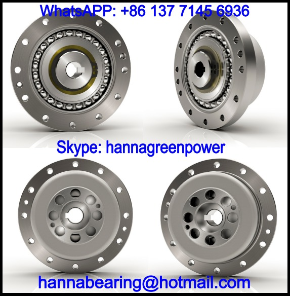 CSF-40-160-2A-GR Harmonic Drive / Speed Reducer / Strain Wave Gearing