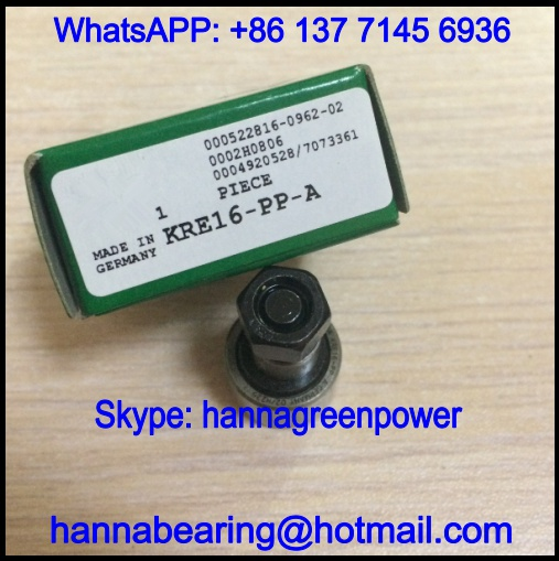 KRE30-PP Track Roller Bearing / KRE30PP Cam Follower Bearing 15*30*40mm