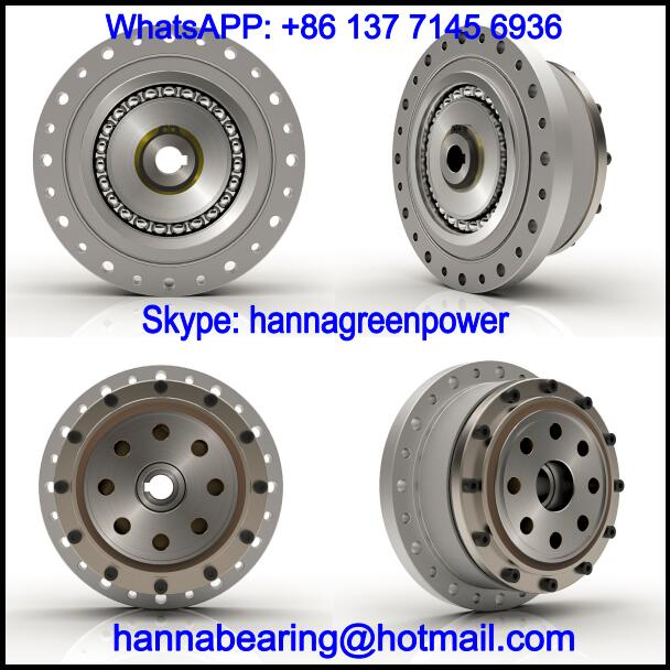 CSF-45-120-2UH-LW Harmonic Drive / Speed Reducer / Strain Wave Gearing