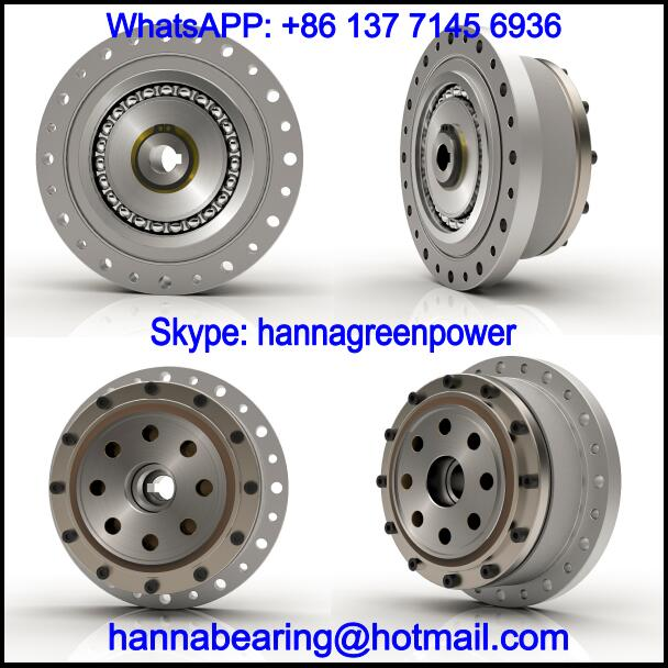 CSF-45-100-2UH-LW Harmonic Drive / Speed Reducer / Strain Wave Gearing