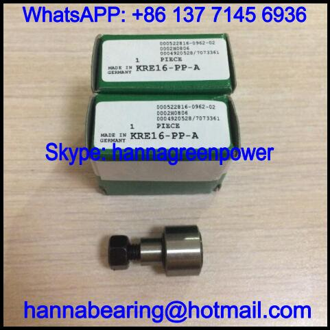 KRE40-PP-A / KRE40PPA Cam Follower Bearing / Track Roller Bearing 22x40x58mm