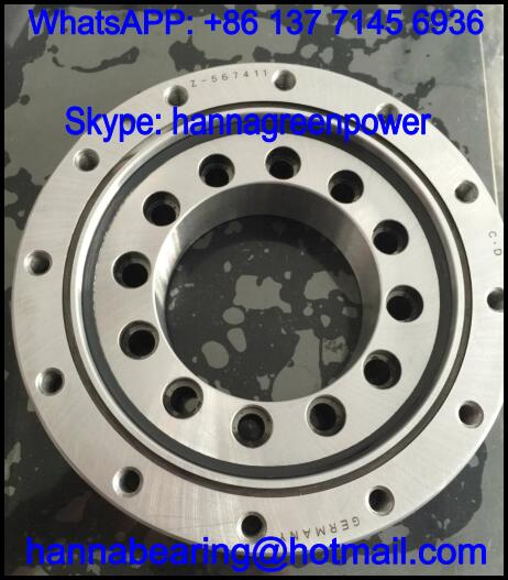 Z-567411 Slewing Bearing / Crossed Roller Bearing 120x260x58mm
