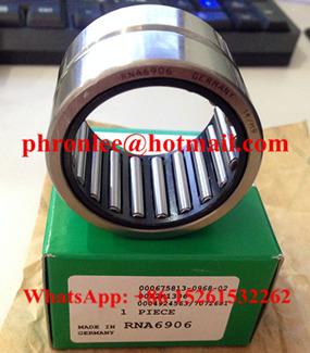 RNA5907 Needle Roller Bearing 42x55x27mm