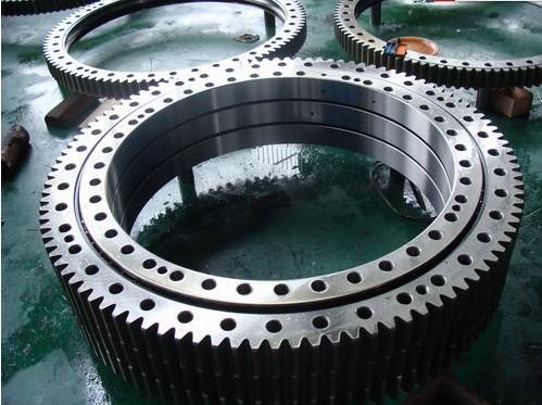 9E-1B25-0422-0816 Slewing Bearing With External Gear 324.4x520.3x60.5mm