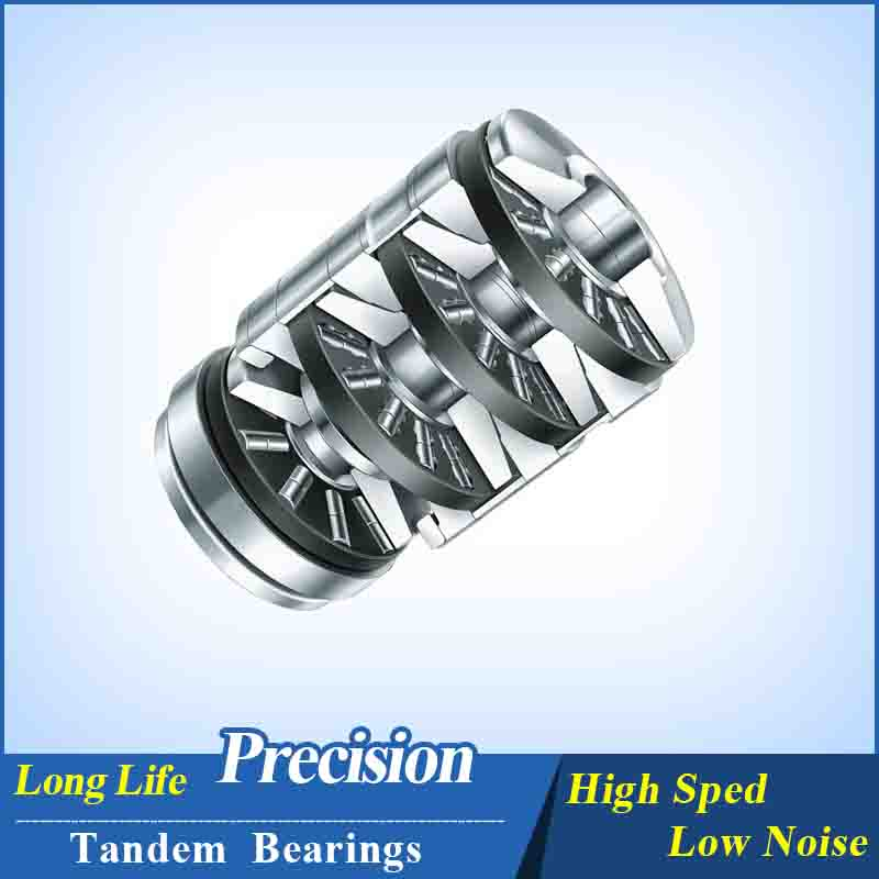 TAC-170340-204 customized four-stage tandem bearing
