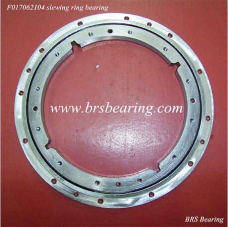 F017062104 slewing ring 256x360x19.05mm