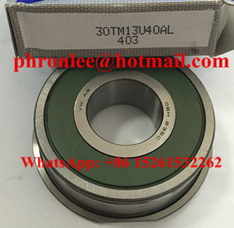 30TM13 Deep Groove Ball Bearing 30x72x20mm