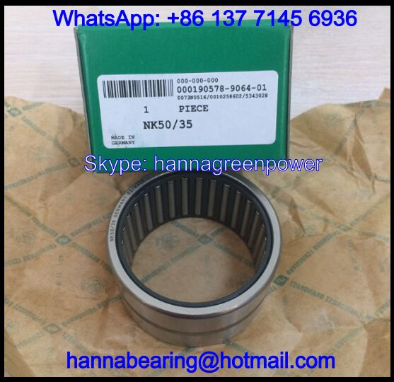 NK12/16 / NK1216 Needle Roller Bearing 12x19x16mm