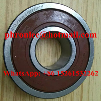 63/22-2ZC3 Deep Groove Ball Bearing 22x56x16mm