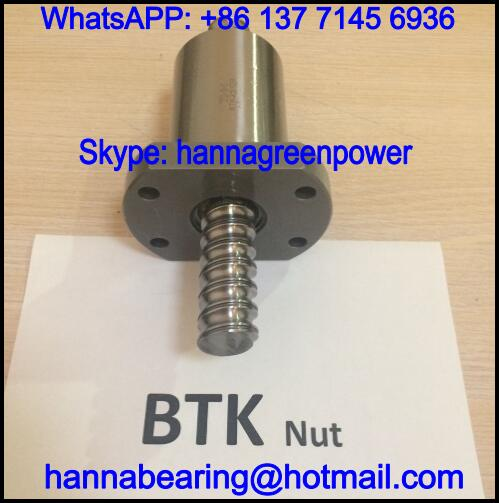BTK4010V-5.3 / BTK4010V-5.3ZZ Ball Screw Nut 40x76x100mm