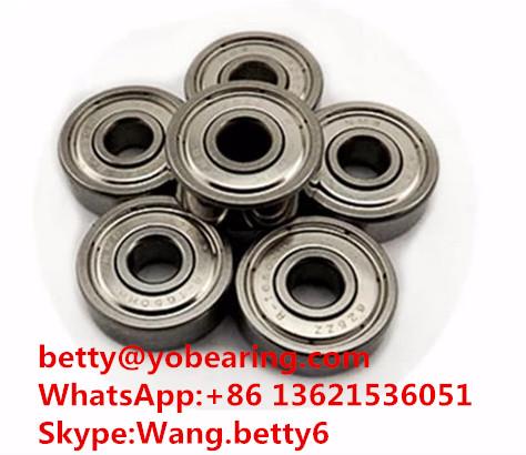 625ZZ Miniature Deep groove ball bearing
