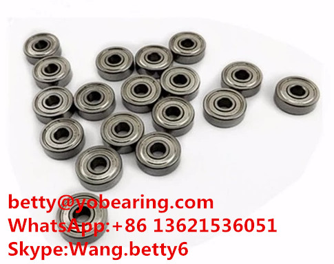 684ZZ Miniature Deep groove ball bearing