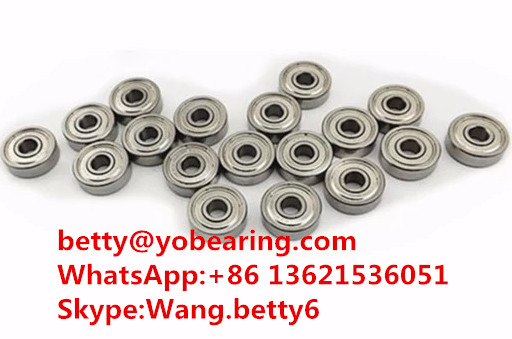635ZZ Miniature Deep groove ball bearing