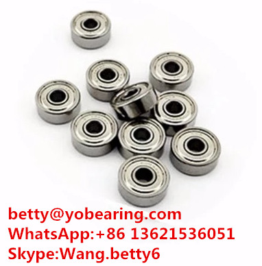 605ZZ Miniature Deep groove ball bearing