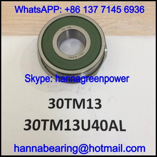 30TM13U40AL Automobile Bearing / Deep Groove Ball Bearing 30x72/79.5x21mm