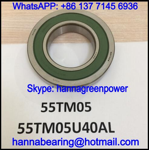 55TM05 Automotive Bearing / Deep Groove Ball Bearing 55x101x20mm