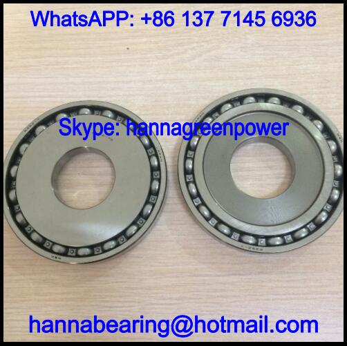 8352-7 / 8352-7E Automobile Deep Groove Ball Bearing 35.5x95x12mm