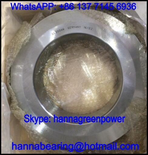 GE200-AW / GE200AW Thrust Spherical Plain Bearing 200x340x87mm
