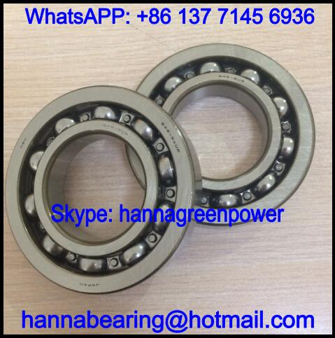 B49-12UR Automobile Bearing / Deep Groove Ball Bearing 49x95x18mm