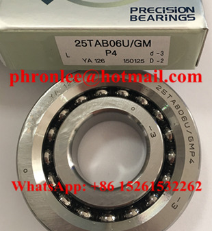 20TAB04 U/GM P4F Ball Screw Support Bearing 20x47x15mm