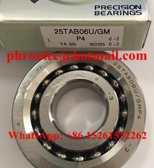 20TAB04U-2LR/GM P4F Ball Screw Support Bearing 20x47x15mm