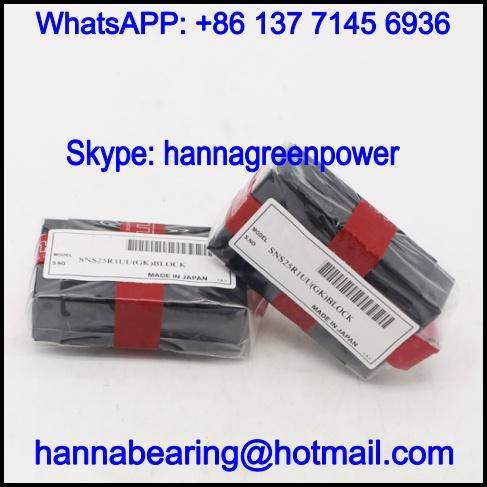 SNS35R1QZSSC0E Linear Guide Block 109.5x70x35mm