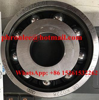 F-809282 Deep Groove Ball Bearing 32x90x27mm