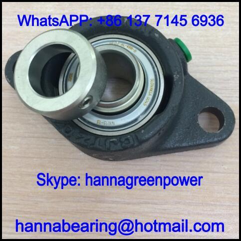 GE40-XL-KRR-B-FA164 / GE40-KRR-B-FA164 Insert Ball Bearing 40x80x56.5mm