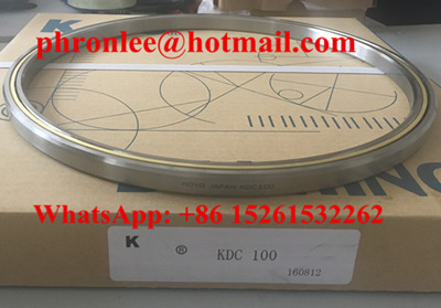 KTX010 Super Thin Section Ball Bearing 25.4x34.925x4.762mm