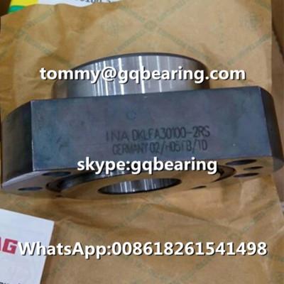 DKLFA30100-2RS Flanged Angular Contact Ball Bearing Units