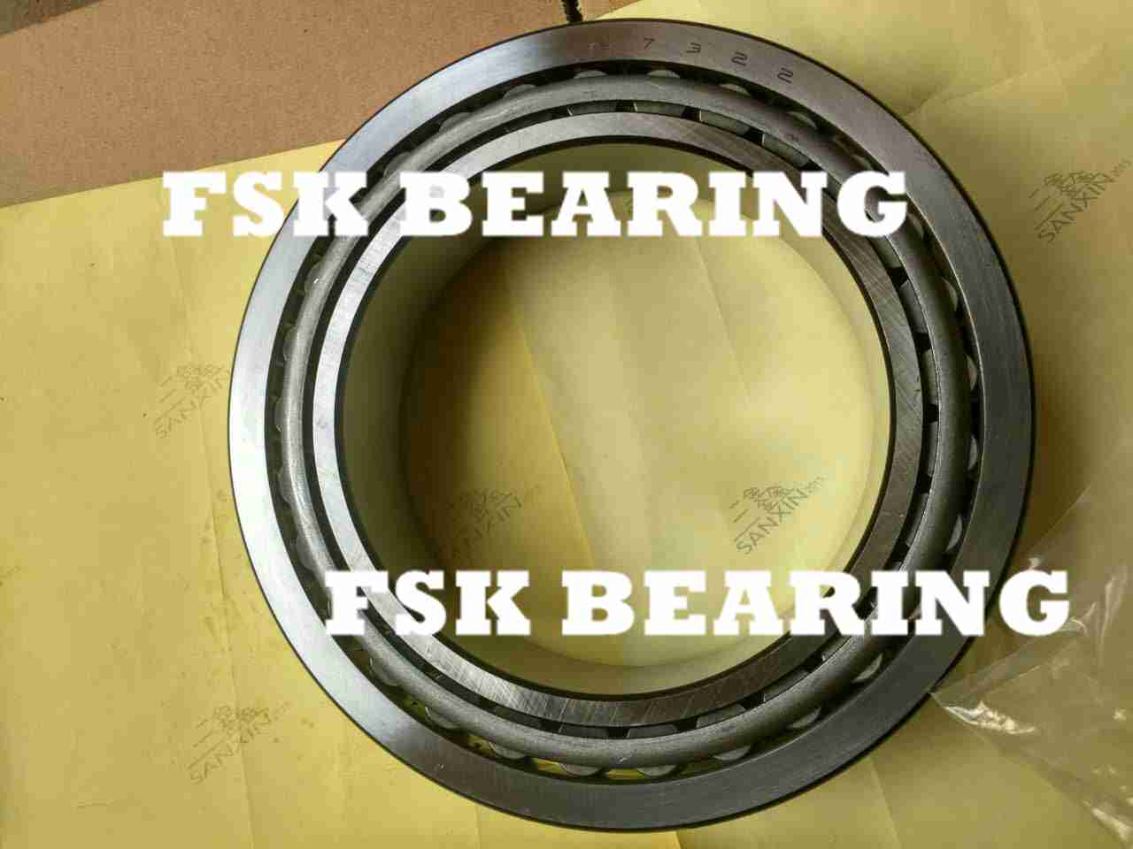 L570649/10 Tapered Roller Bearing 457.2x573.088x74.612mm