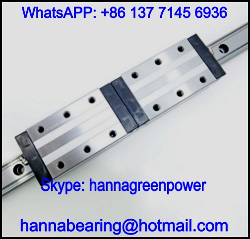 NRS100LR Linear Guide Block / Guideway Carriage 326.2x200x85mm