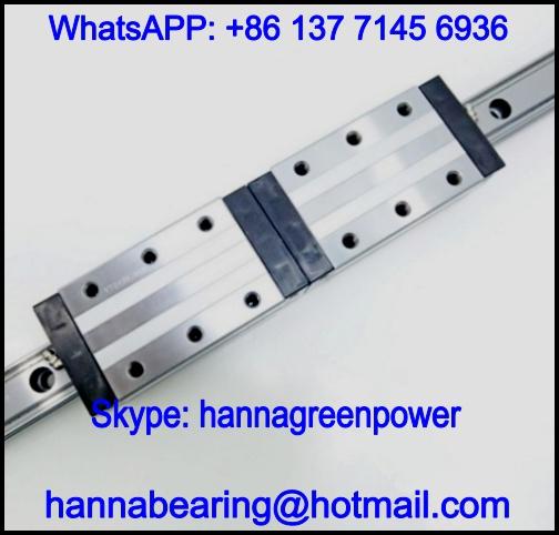 NRS100LRSS / NRS100LR1SS Linear Guide Block 326.2x200x85mm