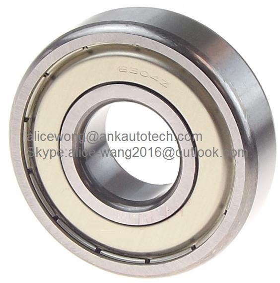 6304ZZ bearing 20x52x15mm