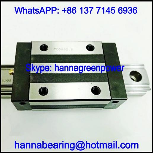 NRS100RUU / NRS100R1UU Linear Guide Block 286.2x200x85mm