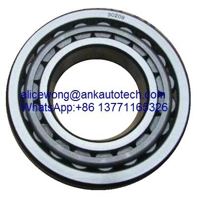 30209 bearing 45x85x20.75mm