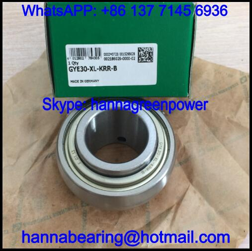 GYE60-XL-KRR-B / GYE60-KRR-B Insert Ball Bearing 60x110x65.1mm