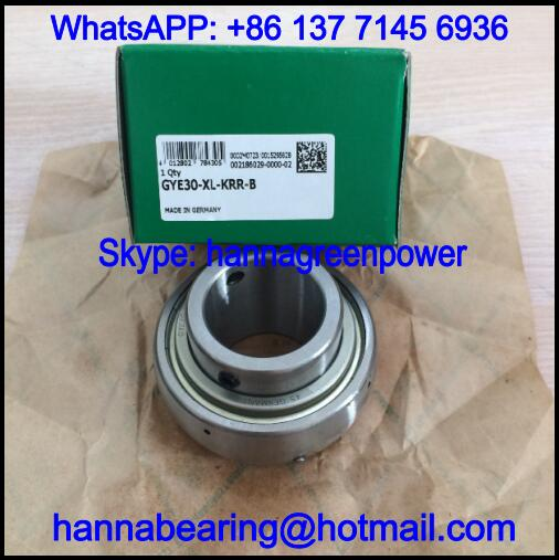 GYE45-210-XL-KRR-B / GYE45-210-KRR-B Insert Ball Bearing 45x90x51.6mm