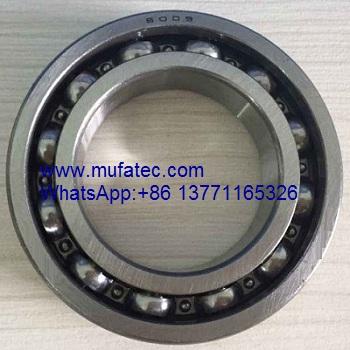 6009 bearing 45x75x16mm