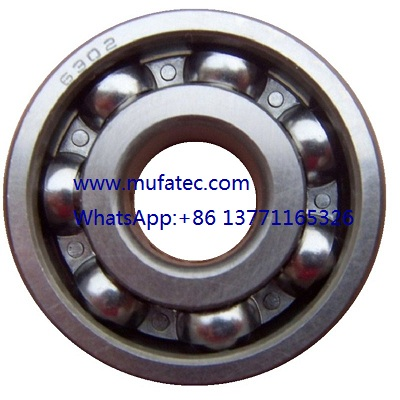 6302 bearing 15x42x13mm