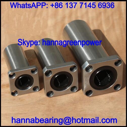 LMK50LUU Square Flange Linear Bushing / Linear Ball Bearing 50x80x192mm