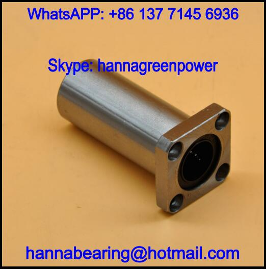 LMK30LUU Square Flange Linear Bushing / Linear Ball Bearing 30x45x123mm