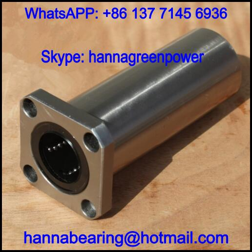LMK40LUU Square Flange Linear Bushing / Linear Ball Bearing 40x60x151mm