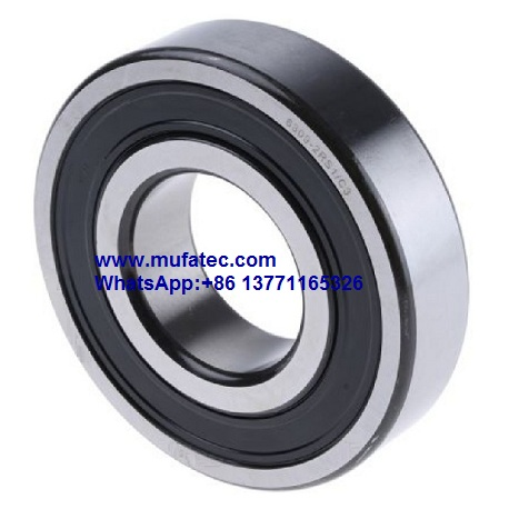 6309 2RS C3 bearing 45x100x25mm