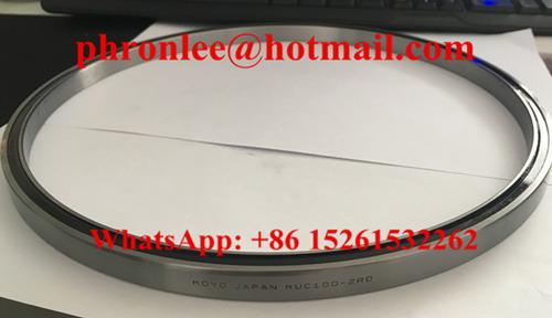 KUX080 2RD Super Thin Section Ball Bearing 203.2x222.25x12.7mm