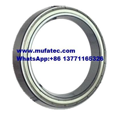 3816ZZ bearings 80x100x15mm